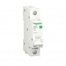 Автоматичний вимикач RESI9 Schneider Electric 20 A, 1P, крива В, 6кА