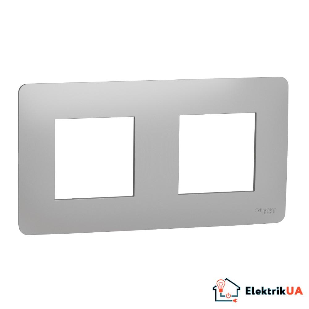 Рамка 2-постова, алюміній