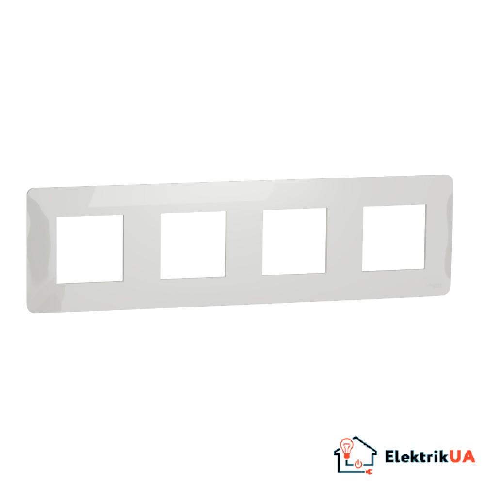 Рамка 4-постова, білий