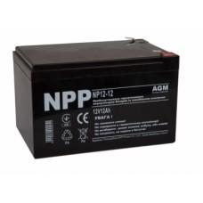 Аккумуляторная батарея NPP NP12-12
