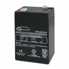 Аккумуляторная батарея Gemix LP6-4.5(DEVELOPER)