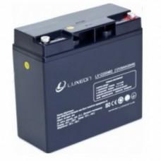 Аккумуляторная батарея LUXEON LX12200MG 12V 20 Ah