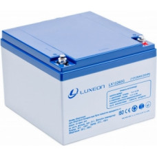 Аккумуляторная батарея LUXEON LX12-26G