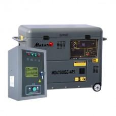 Генератор дизельный Matari MDA7500SE ATS