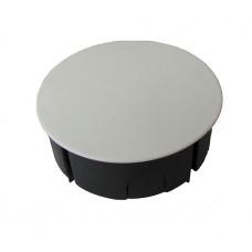 Коробка монтажная D 100 для бетона с крышкой (К110)