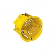 Коробка установочная Schneider-Electric для гипсокартона Ø 65х45 (подрозетник)