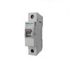 Автоматический выключатель Hager In10 А, 1п, В, 6 kA, 1м (MB110A)