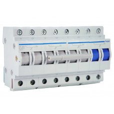 Переключатель ввода резерва, 400В/63A, 3+N, 8м SF463