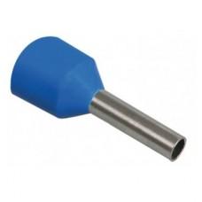 Наконечник-гильза с изолированным фланцем Е2508 2.5мм2 ІЕК (100 шт)