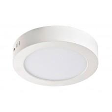 Светодиодная панель круглая 6Вт накладная (диаметр 120) 4200K, 470 люмен (442SRP-06)