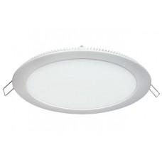 Светодиодная панель круглая 6Вт врезная (диаметр 120/107) 4200K, 470 люмен (442RRP-06)