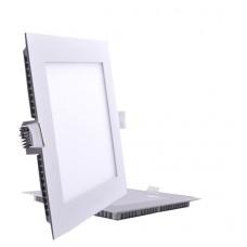 Светодиодная панель квадратная 9Вт врезная (145x145) 4200K, 710 люмен (442RKP-09)