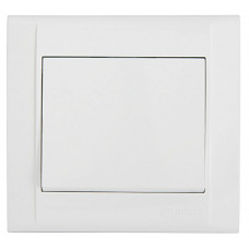 Выключатель Makel Defne Белый (42001001)