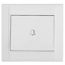 Кнопка звонка Makel Defne Белая (42001050)