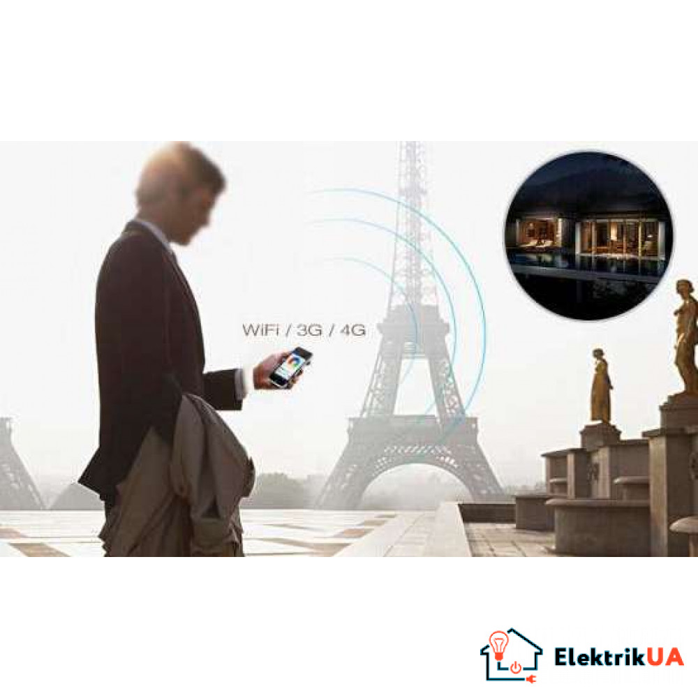 Wi-Fi Box S репитер, беспроводное управление Android and iOS, DC 5 V 500mA Mi-Light