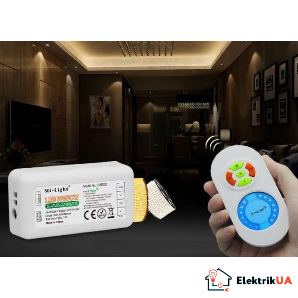RLC022-CWW пульт управления +контроллер(комп.1зона) Mi-Light