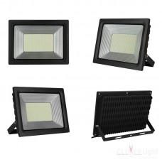 692303 Прожектор LED 10w 6500K IP65 800LM LEMANSO чёрный/ LMP9-12