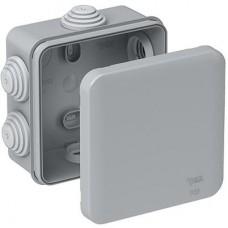 Коробка распределительная наружная с сальником Schneider Electric  70х70х40 ІР55 ІМТ35090