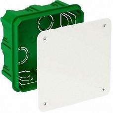 Коробка распределительная для сплошных стен 100х100х50 Schneider Electric IMT35122