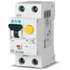 Дифференциальный автомат EATON PFL6-16/1N/C/003 (286467)