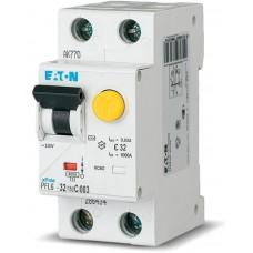 Дифференциальный автомат EATON PFL6-32/1N/C/003 (286470)