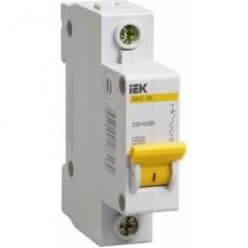 Выключатель автоматический IEK ВА47-29 1p C 10А (MVA20-1-010-C)