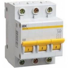 Выключатель автоматический IEK ВА47-29 3p C 10А (MVA20-3-010-C)