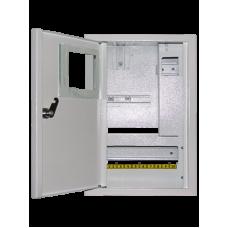 Шкаф монтажный распределительный внутренний ШМР-1Фэ-8А-В