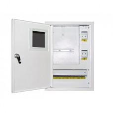 Шкаф монтажный распределительный внутренний ШМР-1Ф-16А-В