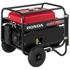 Генератор бензиновый Honda ECMT 7000