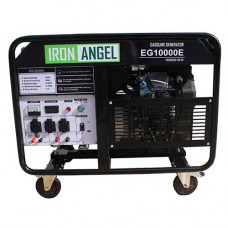 Генератор бензиновый IRON ANGEL EG 10000 E