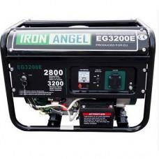 Генератор бензиновый IRON ANGEL EG 3200E-1