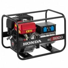 Генератор бензиновый Honda ЕС 5000 GV