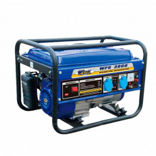 Генератор бензиновый WERK WPG 3000