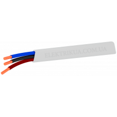 Кабель ЗЗЦМ ВВГ-П 3х1,5 мм. (цена указана за 1 м. Отрезные позиции не кратные 50м. дороже на 7%)