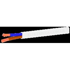 Кабель ЗЗЦМ ШВВП 2х0,5 мм.  (цена указана за 1 м. Отрезные позиции не кратные 50м. дороже на 7%)