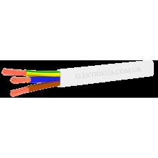 Кабель ЗЗЦМ ШВВП 3х0,75 мм.  (цена указана за 1 м. Отрезные позиции не кратные 50м. дороже на 7%)