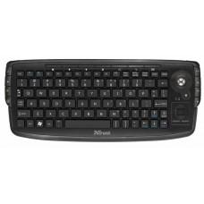Клавиатура Trust Adura Wireless Multimedia Keyboard