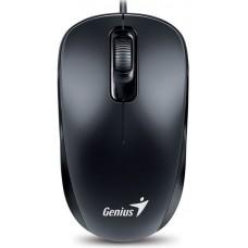 Мышь Genius DX-110 PS/2, Black