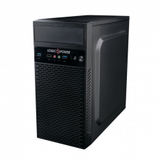 Корпус Logicpower 6101 450W 8см MATX USB 3.0 Black