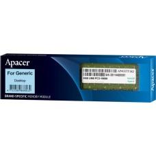 Оперативная память Apacer DDR3 4GB 1333MHz БЛИСТЕР DL.04G2J.K9M