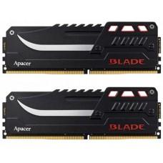 Оперативная память Apacer APACER KIT DDR4 2x8Gb 2800Mhz 1024X8 EK.16GAW.GFBK2 BLADE