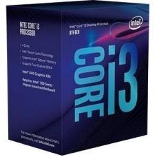 Процессор Intel Core i3-8100 s1151 3.6GHz 6MB GPU 1100MHz BOX