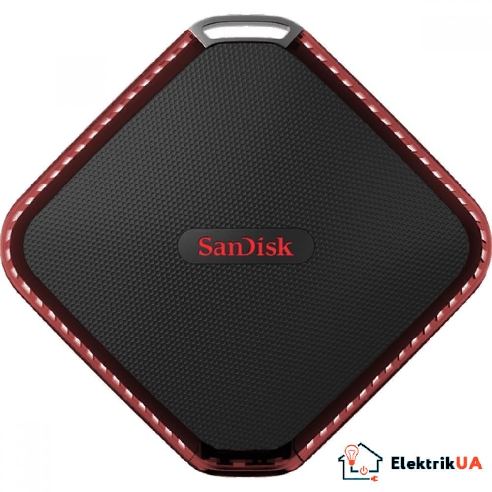 SSD накопитель SANDISK Extreme 510 480GB USB 3.0 (SDSSDEXTW-480G-G25)