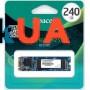 SSD накопитель APACER AST280 240GB M.2 SATA TLC (AP64GAS510SB-1)