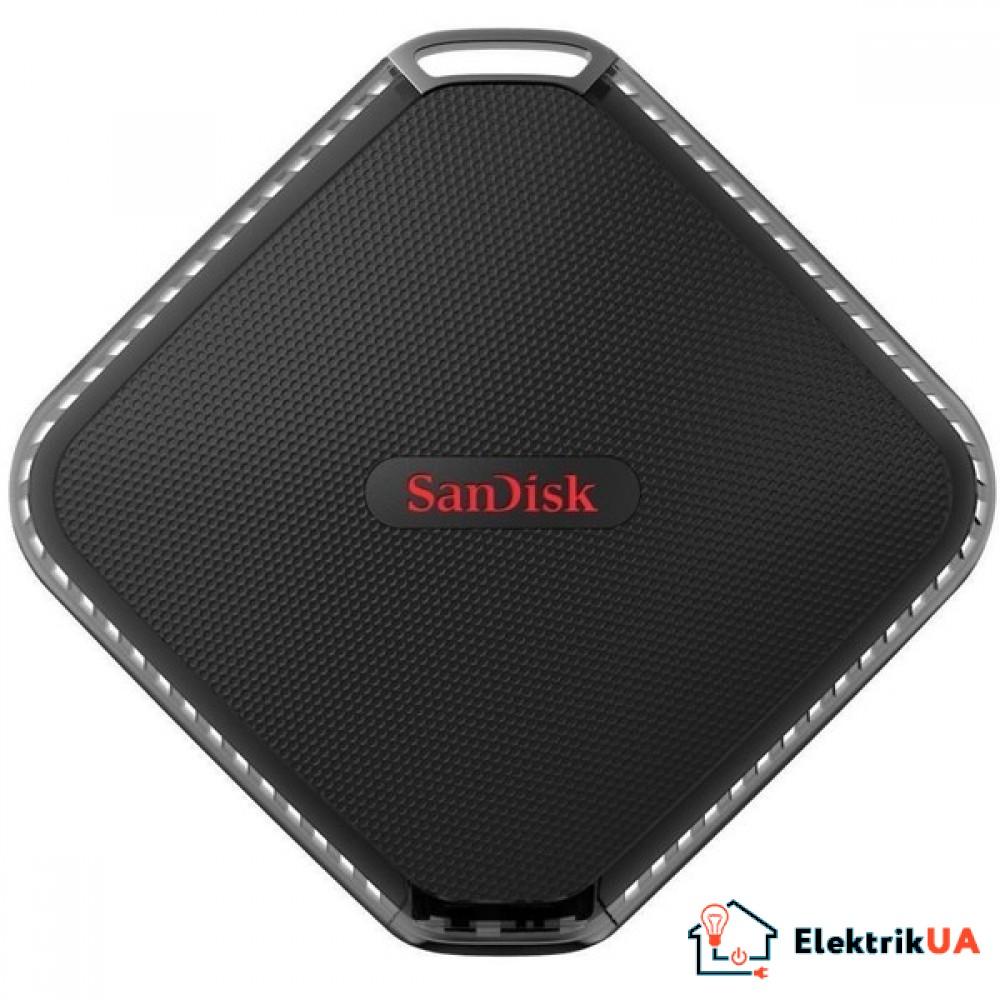 SSD накопитель SANDISK Extreme 500 250GB USB 3.0 (SDSSDEXT-250G-G25)