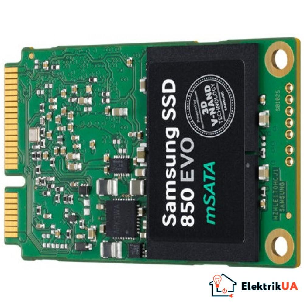 SSD накопитель Samsung 850 EVO 1TB mSATA TLC (MZ-M5E1T0BW)