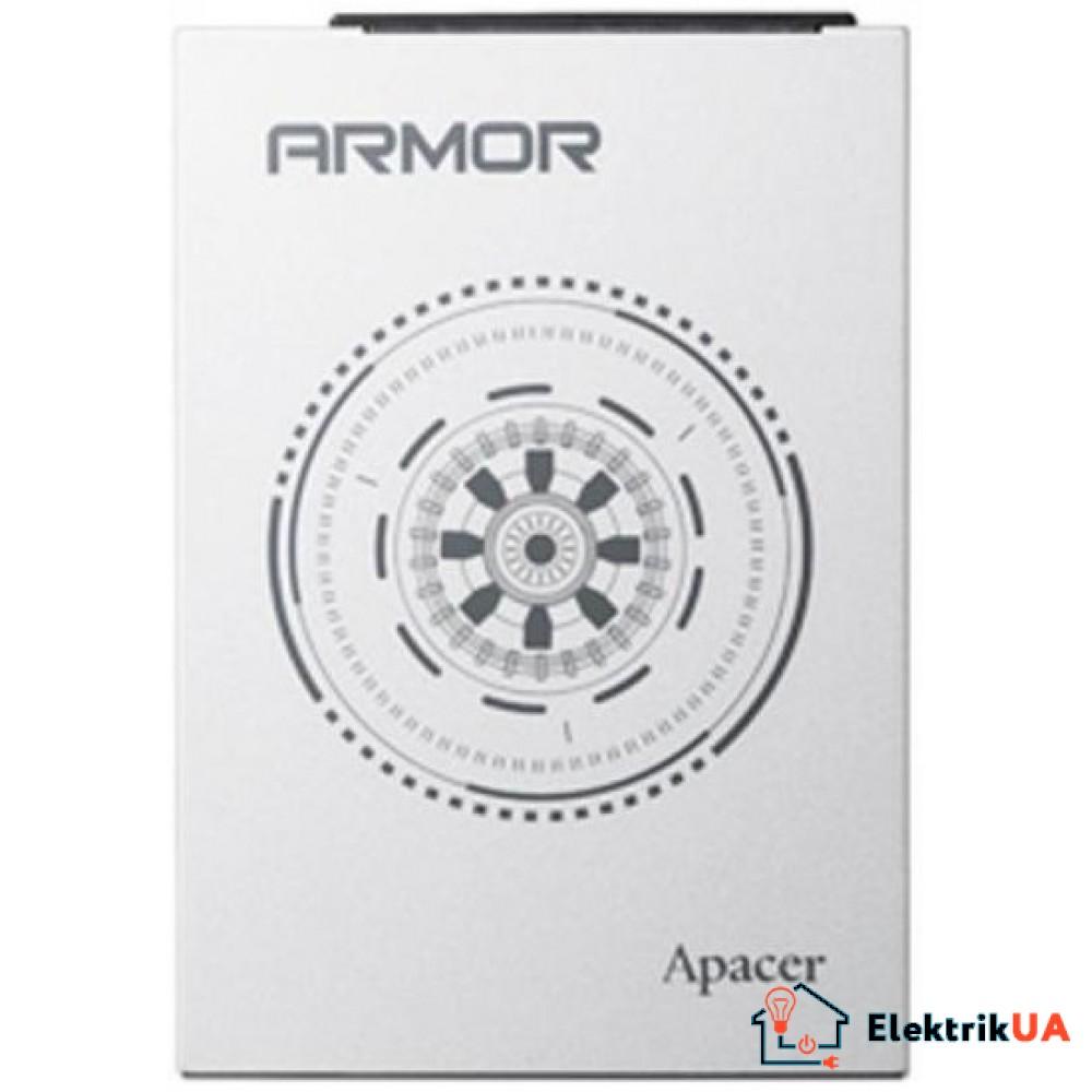 SSD накопитель Apacer AS681 120GB SATAIII TLC (AP120GAS681S-1)