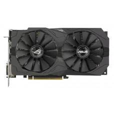 Видеокарта ASUS 4Gb DDR5 256Bit ROG-STRIX-RX570-4G-GAMING PCI-E