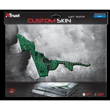 Оригинальное покрытие для PS4 Trust GXT 747-P Сustom Skin for PS4